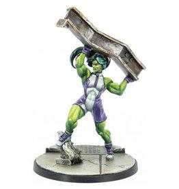 Marvel Crisis Protocol - She-Hulk Character Pack