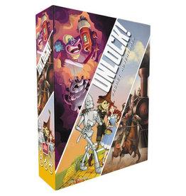 Unlock! Secret Adventures Board Game