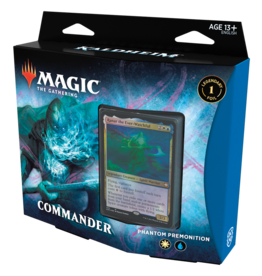 Wizards of the Coast Kaldheim Commander Deck Phantom Premonition