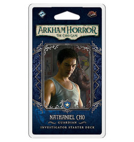 Arkham Horror LCG: Nathaniel Cho Starter Deck