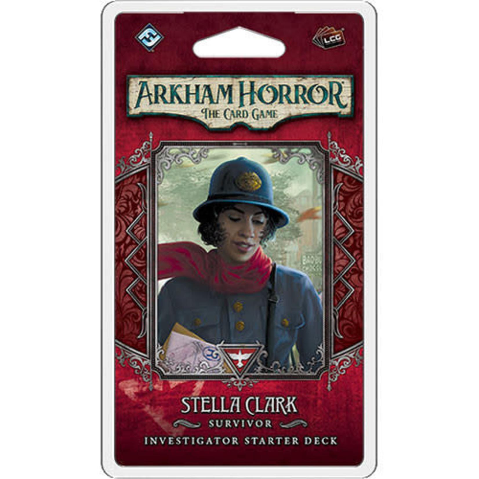 Arkham Horror LCG: Stella Clark Starter Deck
