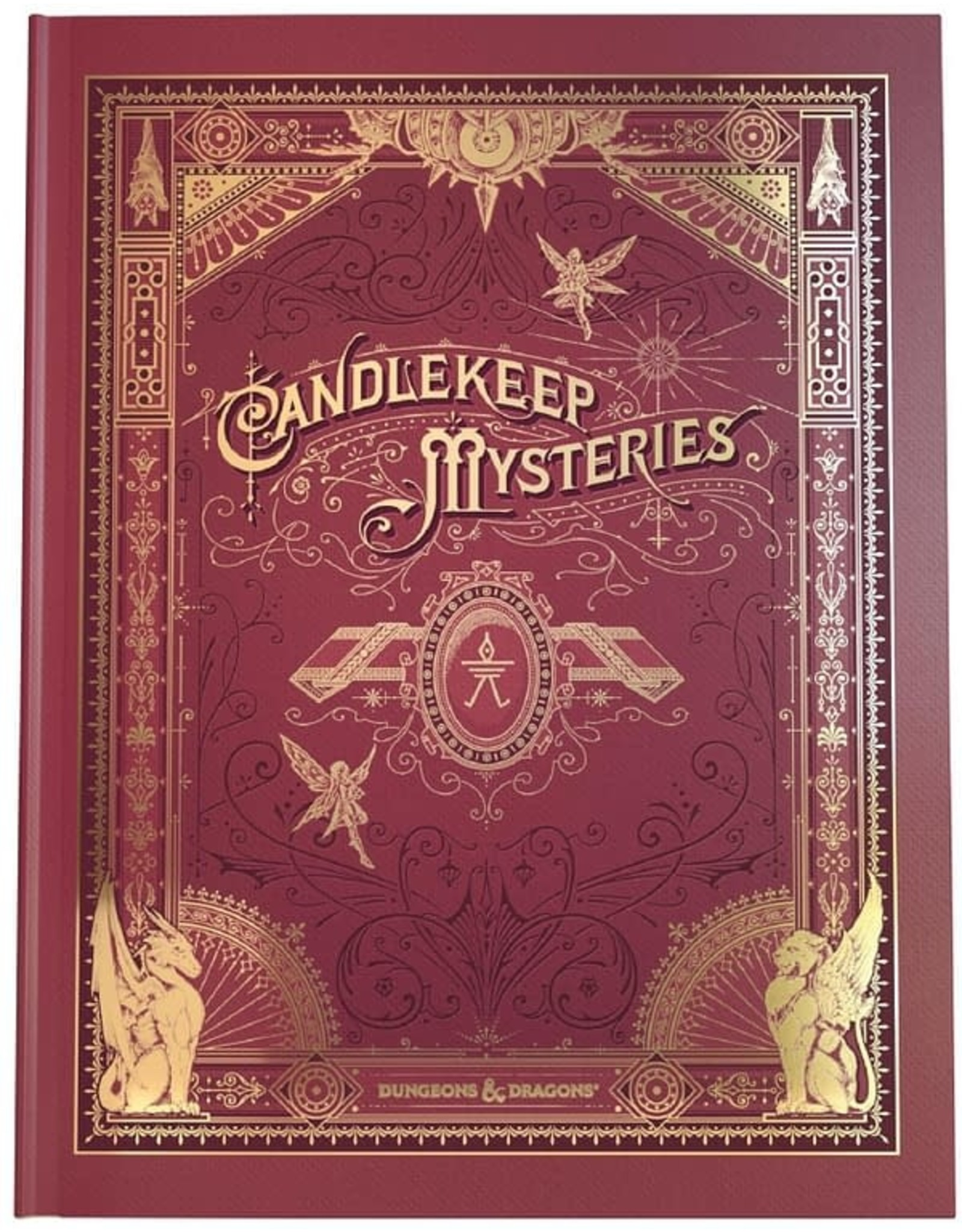 Wizards of the Coast D&D 5e Candlekeep Mysteries - Alternate Cover