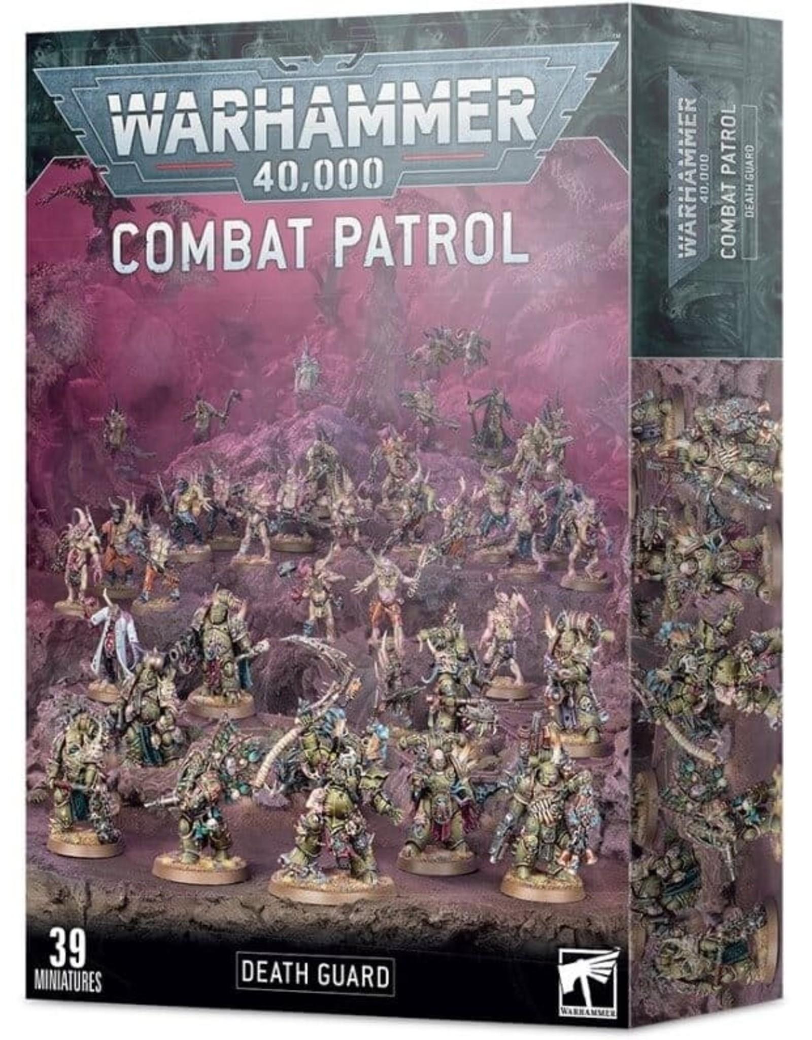 Death Guard Combat Patrol (40K)