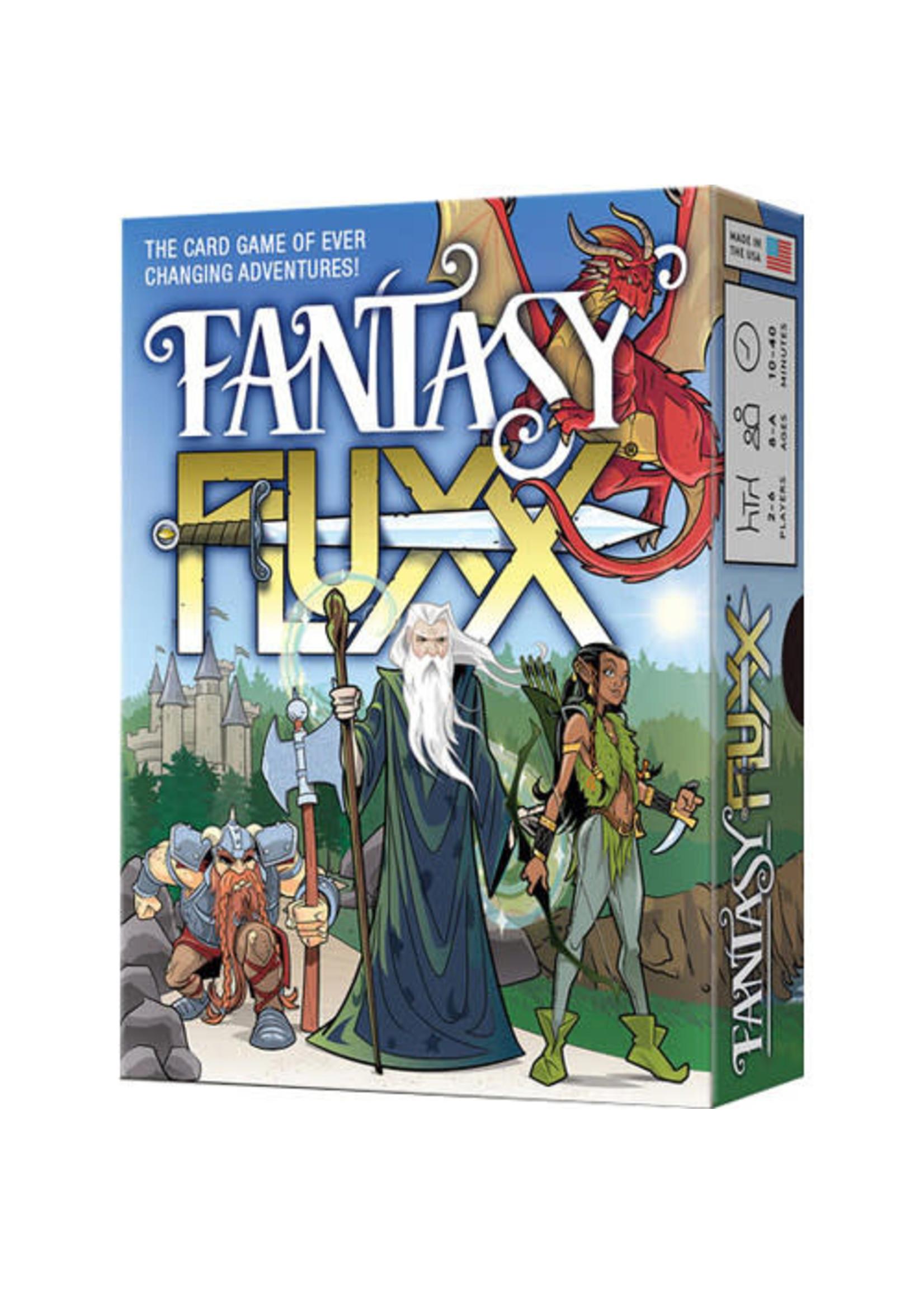 Fantasy Fluxx Board Game