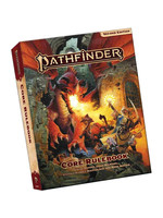 Pathfinder RPG: Core Rulebook 2e (pocket edition)