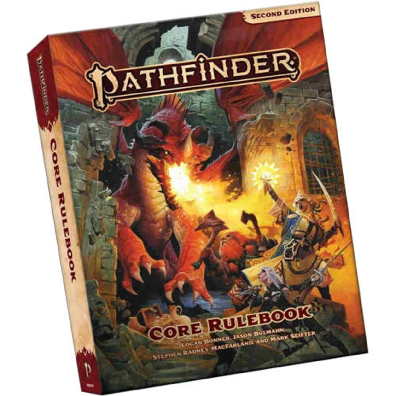 Pathfinder RPG: Core Rulebook 2e (pocket edition)