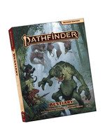Pathfinder RPG: Bestiary (pocket edition)