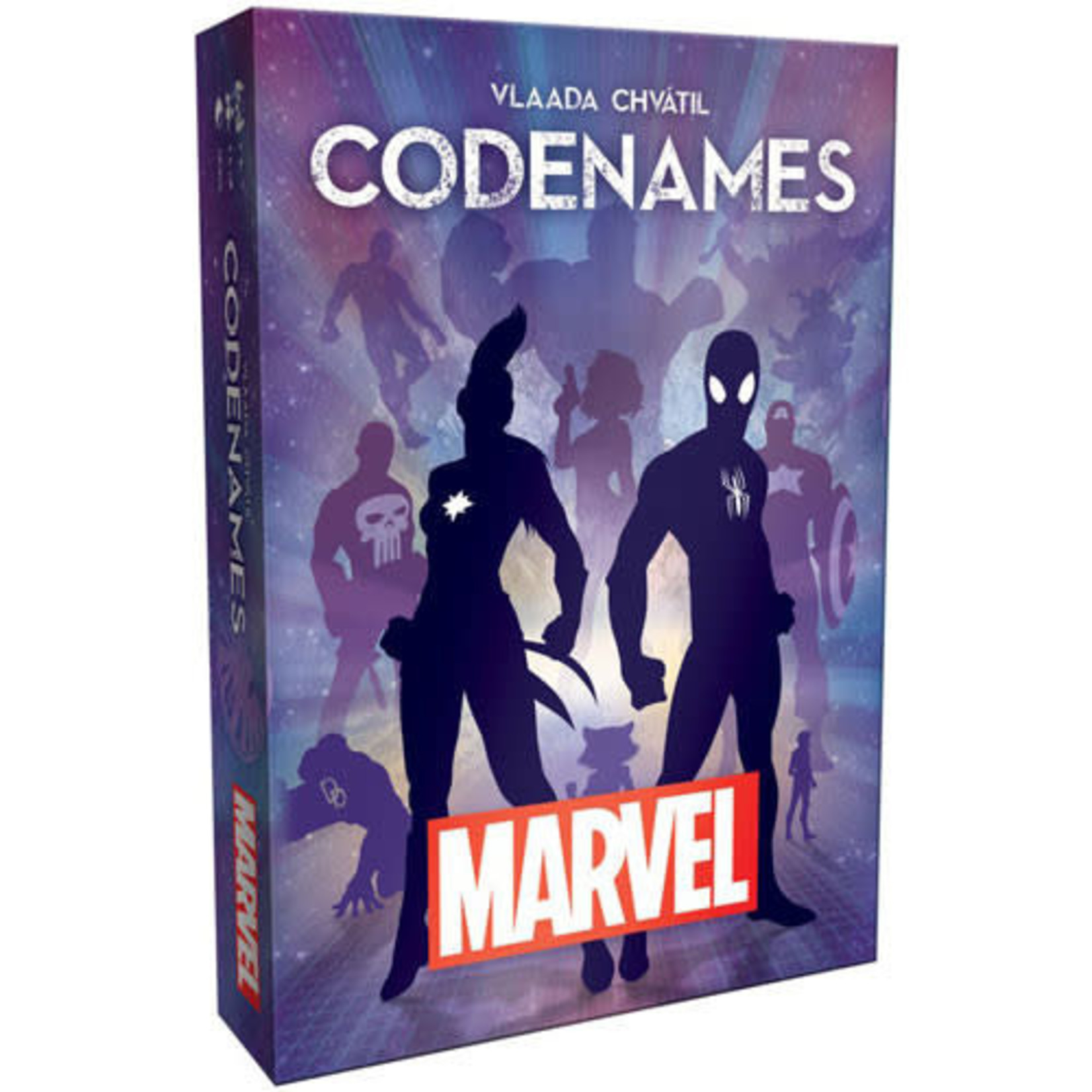 Codenames Marvel Board Game
