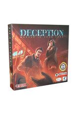 Deception: Murder in Hong Kong Board Game
