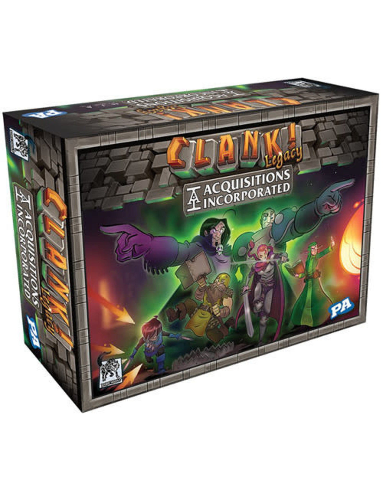 Clank! Legacy: Acquisitions Incorporated Board Game