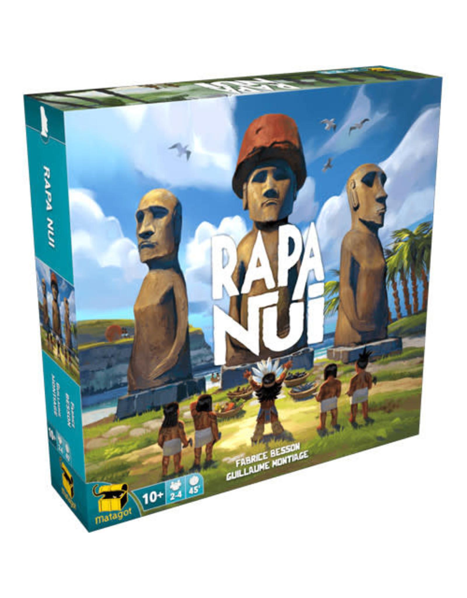 Rapa Nui Board Game