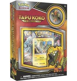 Pokémon Pokemon Tapu Koko Pin Collection