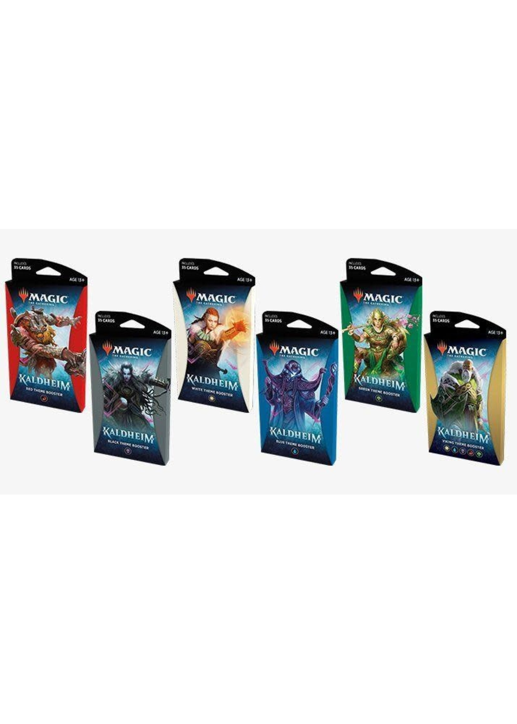 Wizards of the Coast Kaldheim Theme Booster