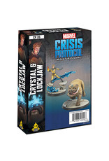 Marvel Crisis Protocol - Crystal & Lockjaw Character Pack