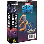 Marvel Crisis Protocol - Black Bolt & Medusa Character Pack