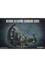 Necron Catacomb Command Barge (40K)