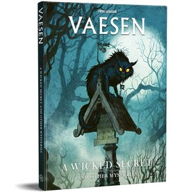 Vaesen Nordic Horror RGP: A Wicked Secret and Other Mysteries