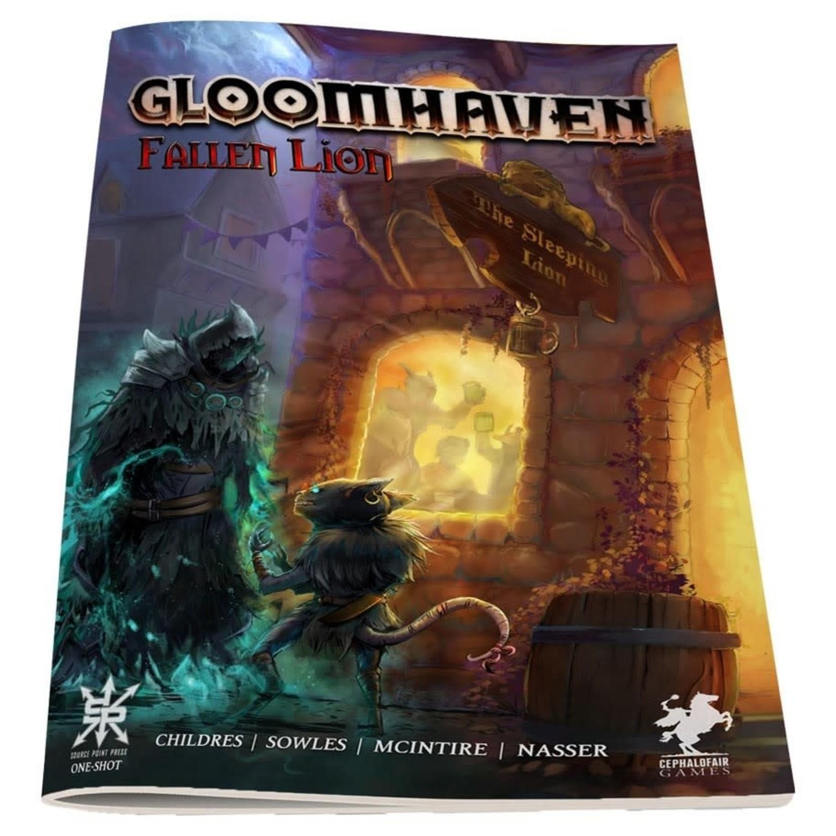 Gloomhaven Comic: Fallen Lion