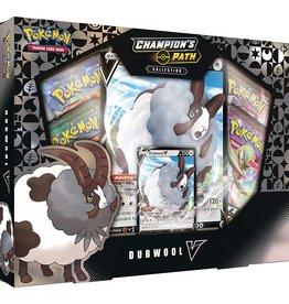 Pokemon Champions Path Dubwool V