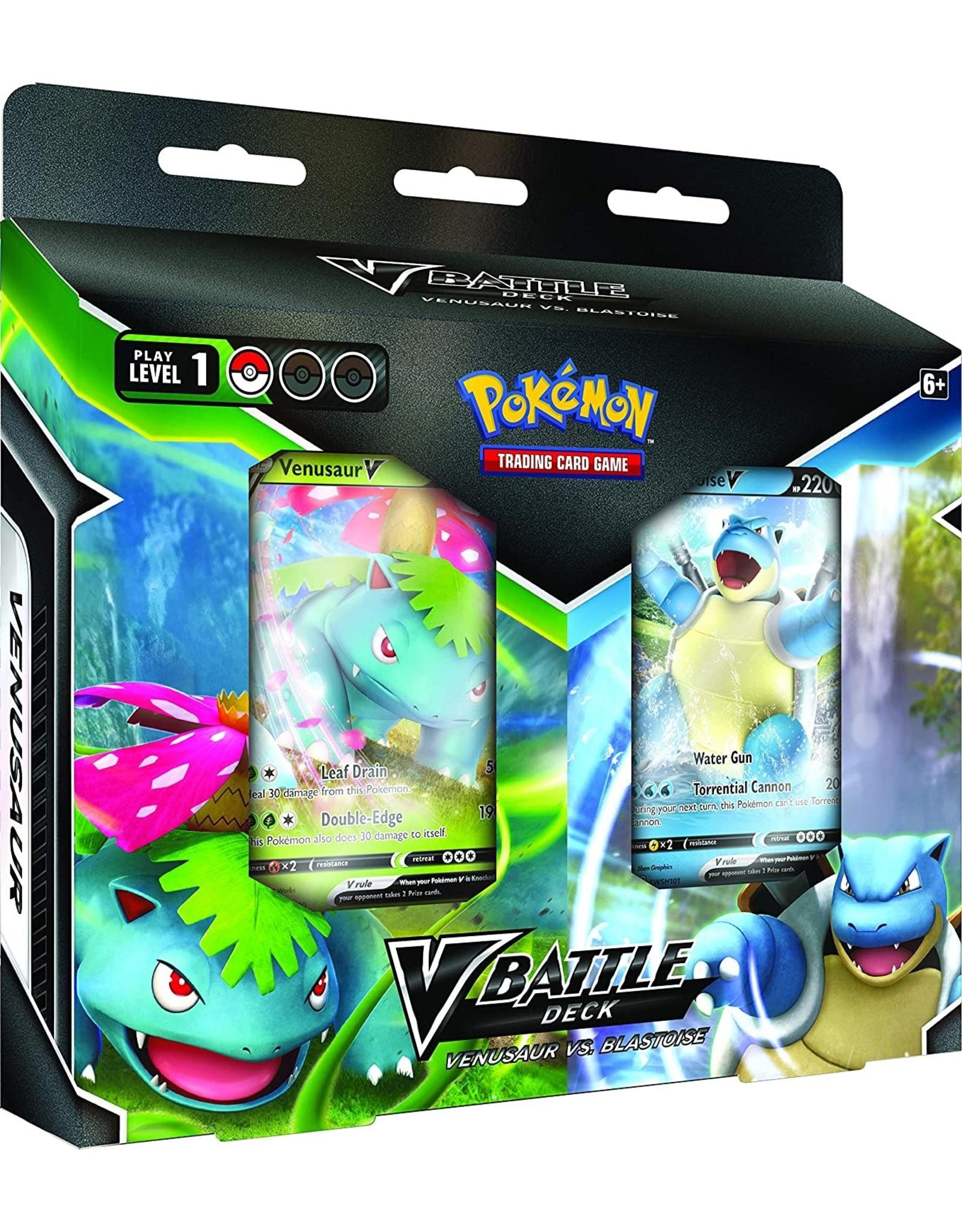 Pokemon V Battle Deck Bundle