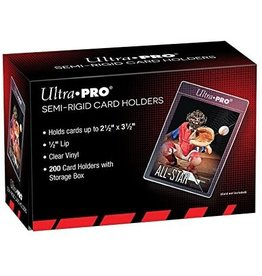 Ultra Pro Ultra Pro Semi-Rigid Card Holders (Card Savers) 200ct