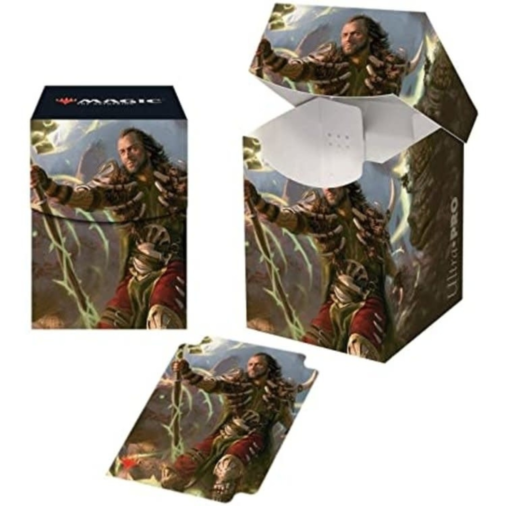 Ultra Pro Deck Box Ghired 100ct