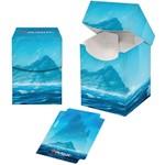 Ultra Pro Deck Box Island 100ct