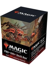 Ultra Pro Deck Box Rograkh, Son of Rohgahh 100ct and Sleeves