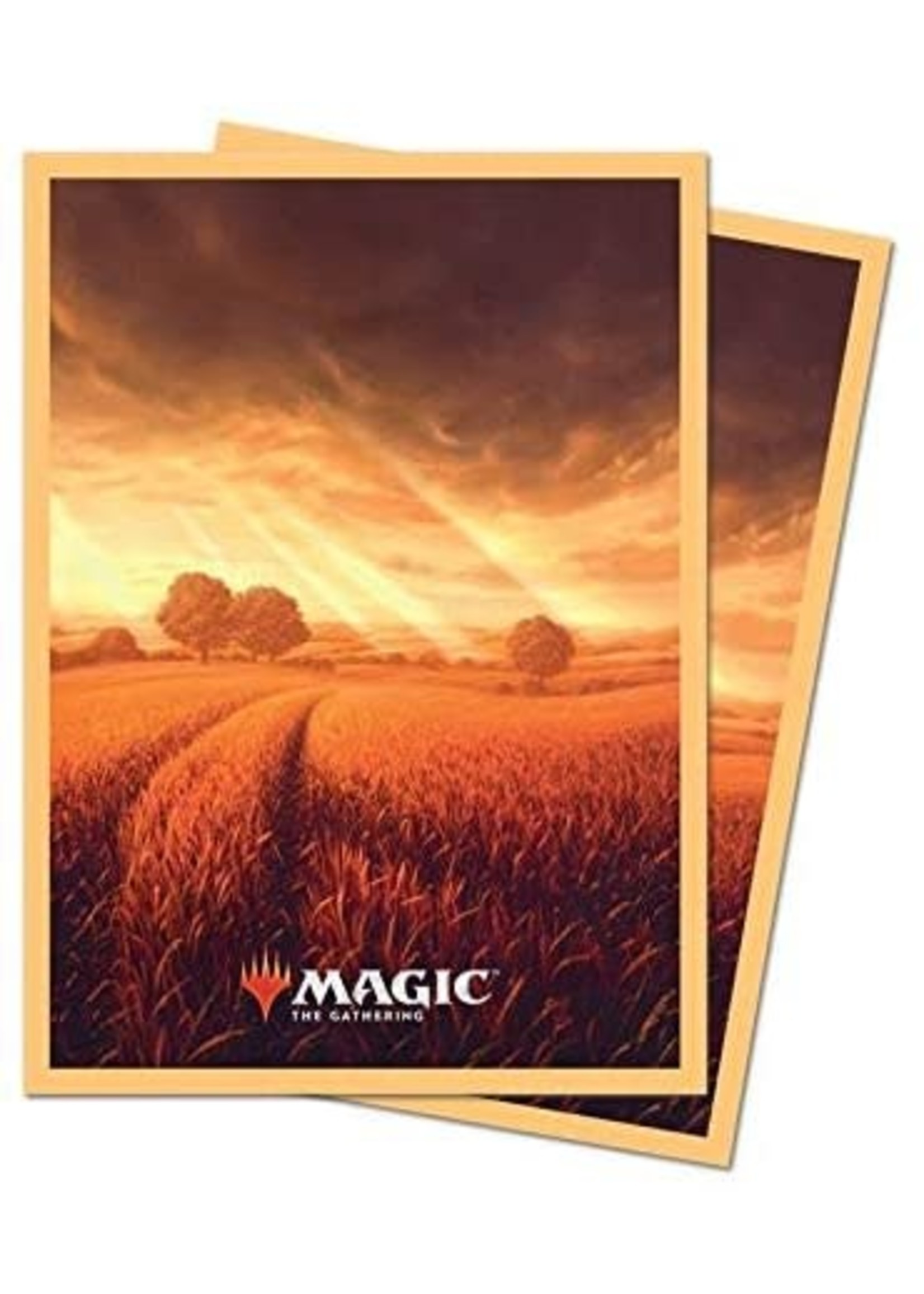 Ultra Pro Matte 100ct Sleeves Plains