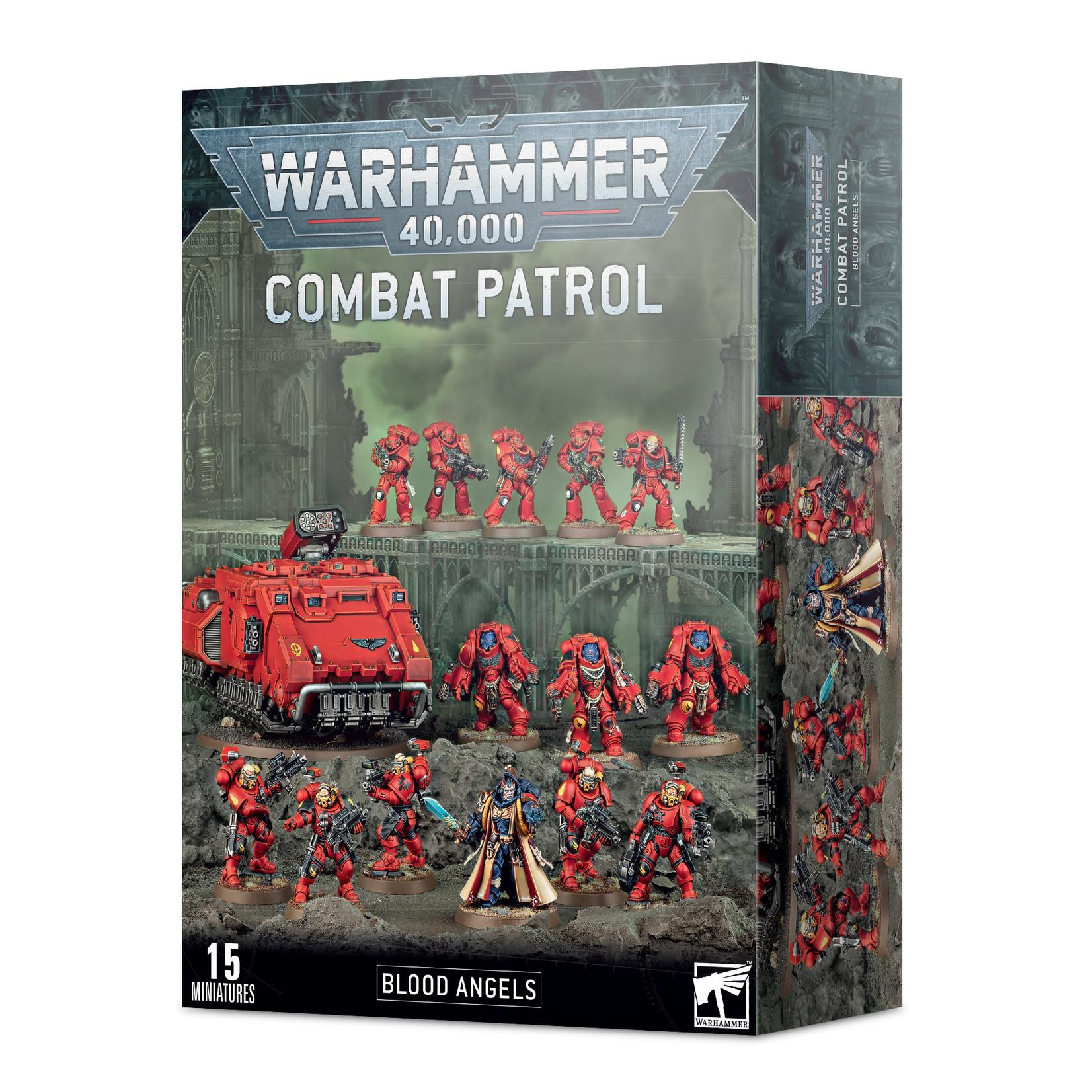 Games Workshop Blood Angels Combat Patrol (40K)