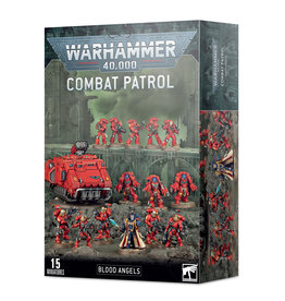 Games Workshop Blood Angels Combat Patrol (40K)