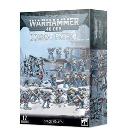 Games Workshop Space Wolves Combat Patrol (40K)