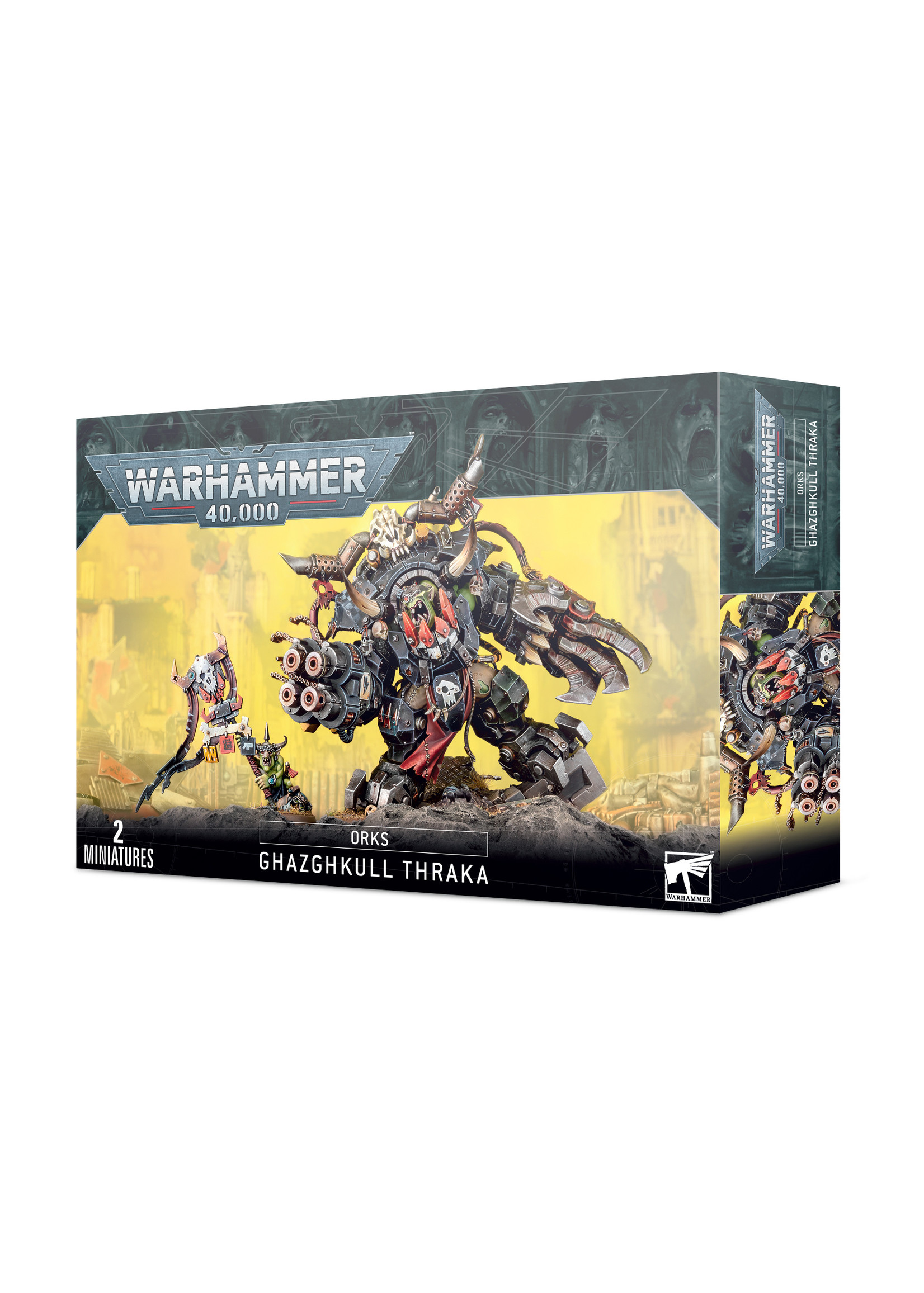 Games Workshop Orks Ghazghkull Thraka (40K)