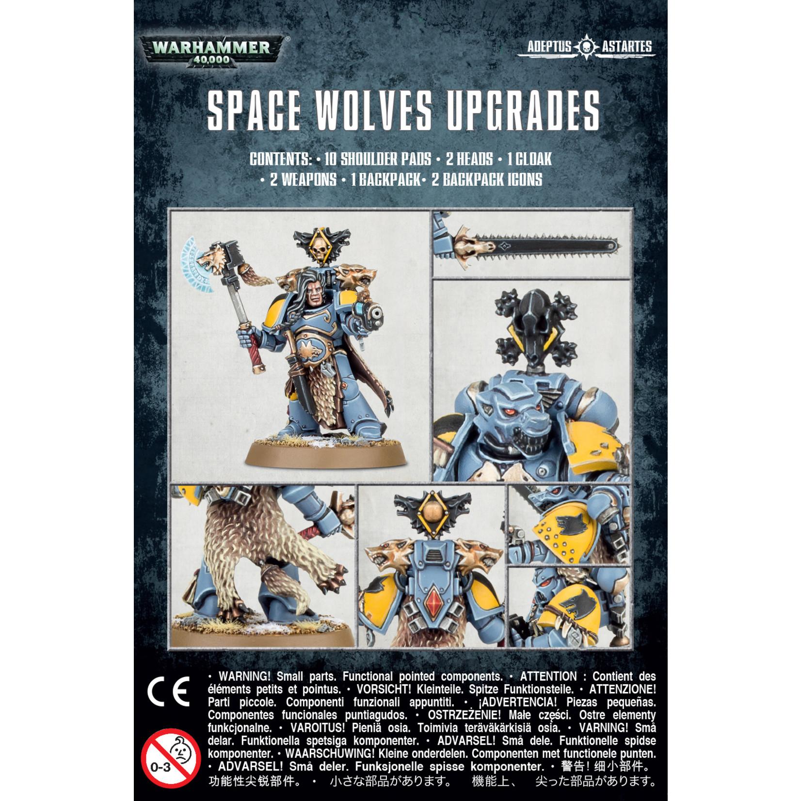 Space Wolves Primaris Upgrades (40K)