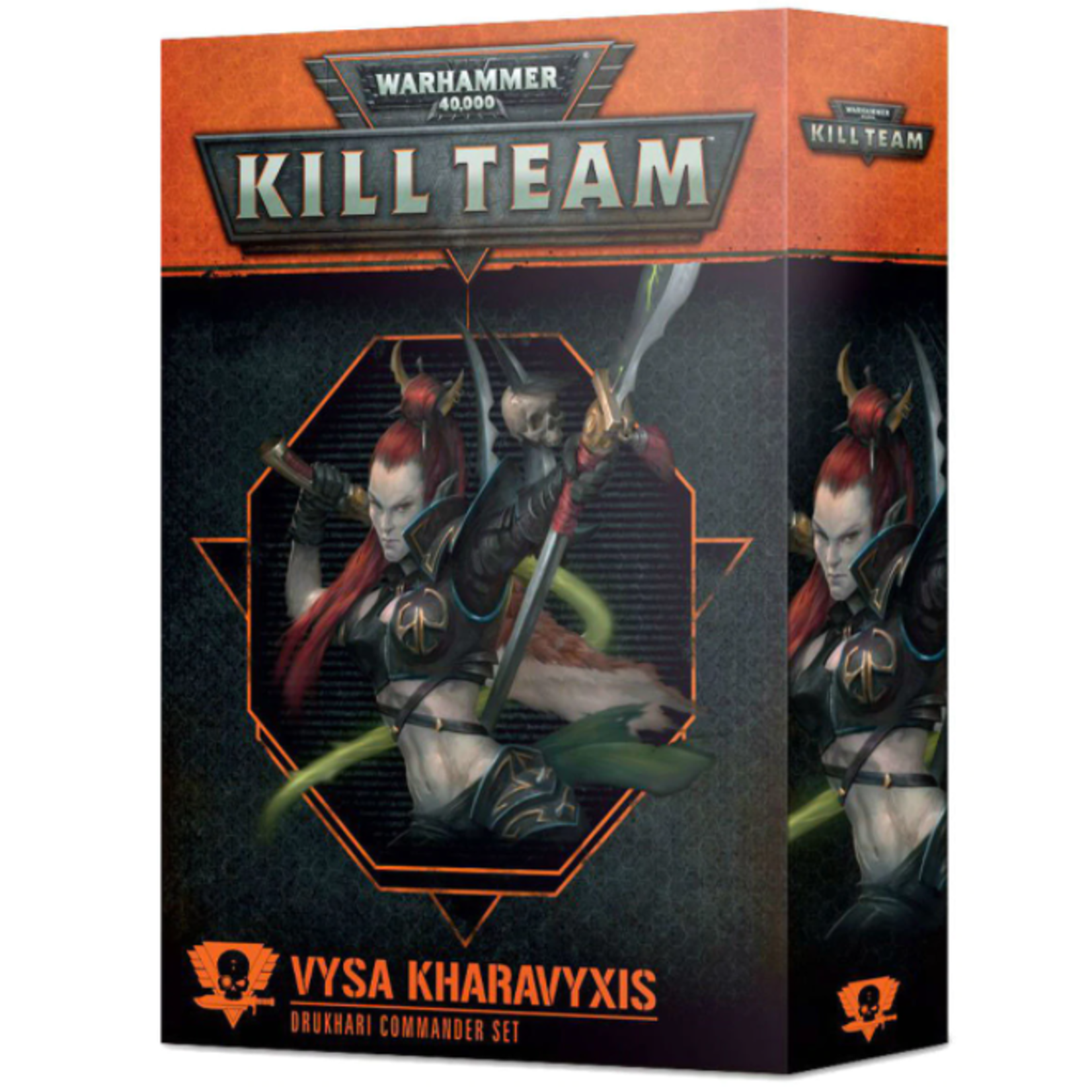 Kill Team Commanders Vysa Kharavyxis (40K)