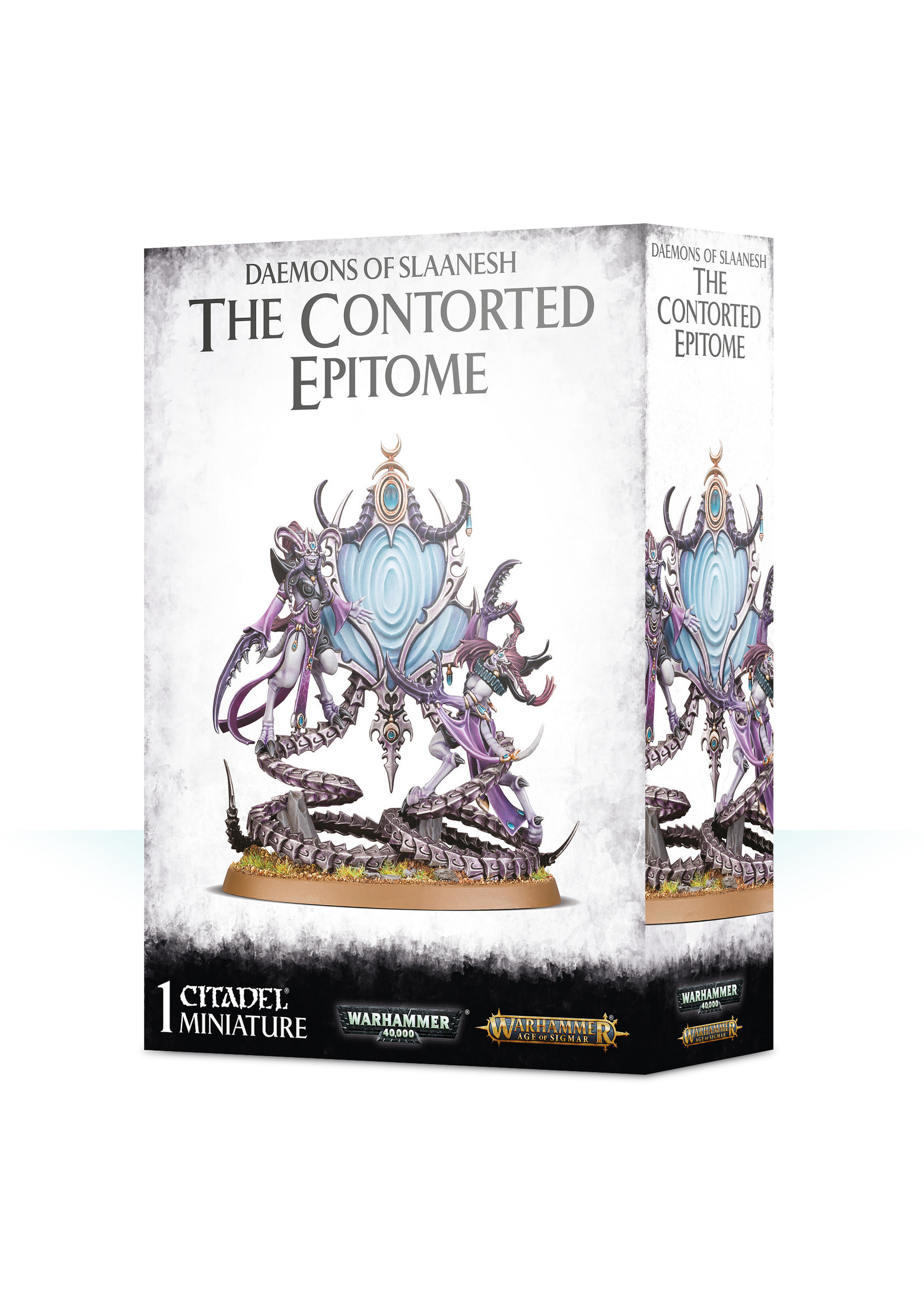 Daemons of Slaanesh The Contorted Epitome (AOS)