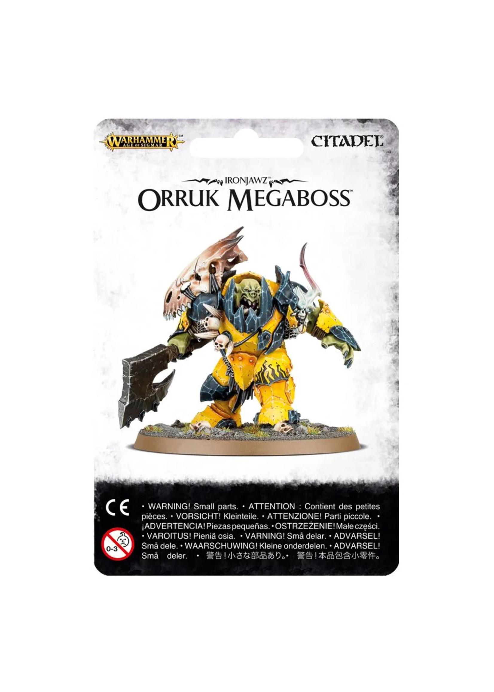 Ironjaws Megaboss (AOS)