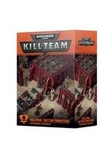 Kill Zone:  Sector Fronteris (40K)