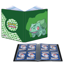 Ultra Pro Ultra Pro Pokemon Binder 4 Bulbasaur