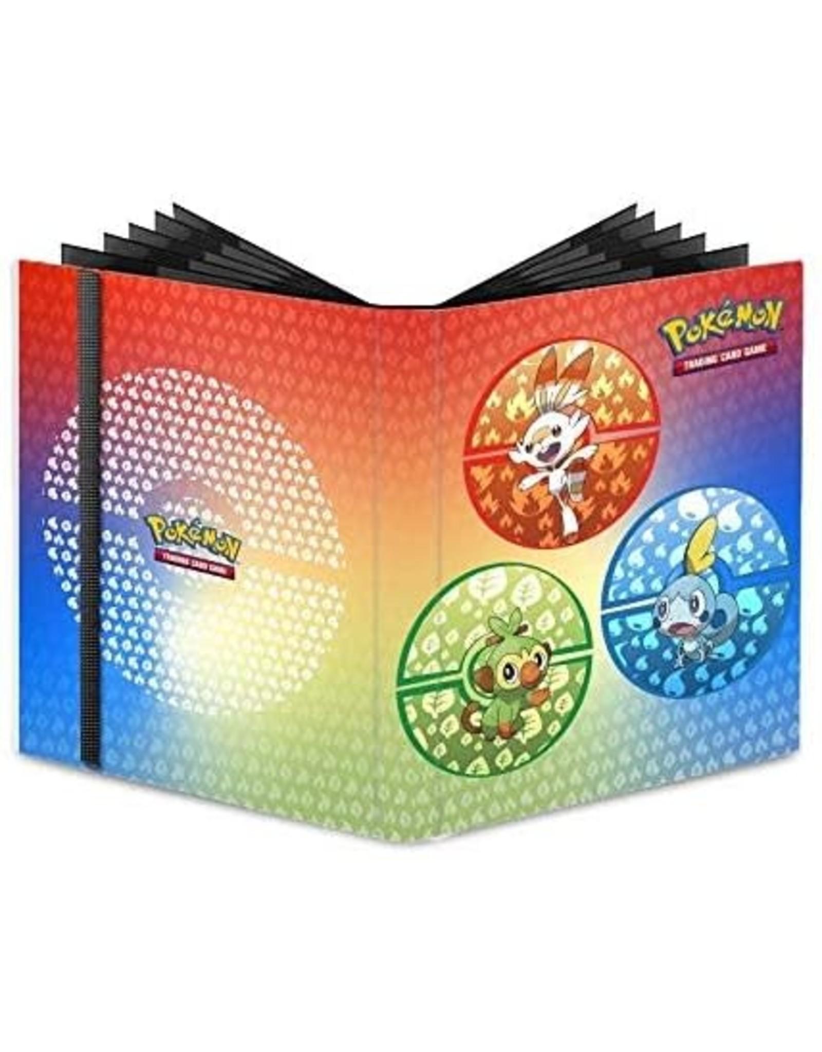 Ultra Pro Ultra Pro Pokemon PRO Binder 9 Galar