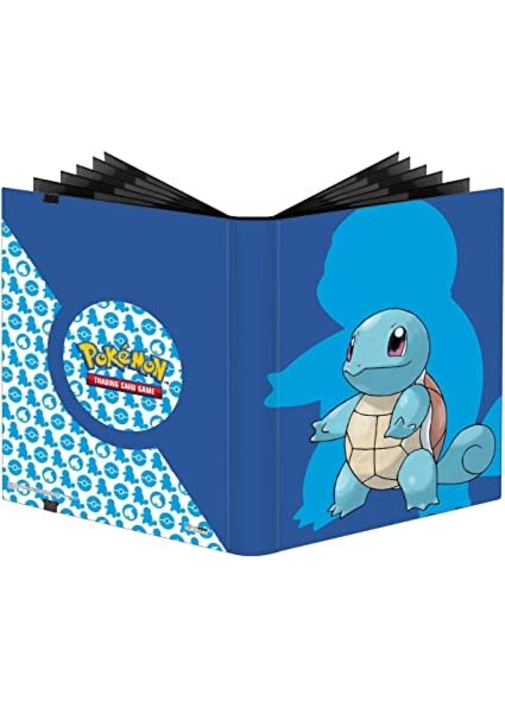 Ultra Pro Ultra Pro Pokemon PRO Binder 9 Squirtle