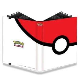 Ultra Pro Ultra Pro Pokemon PRO Binder 9 Pokeball