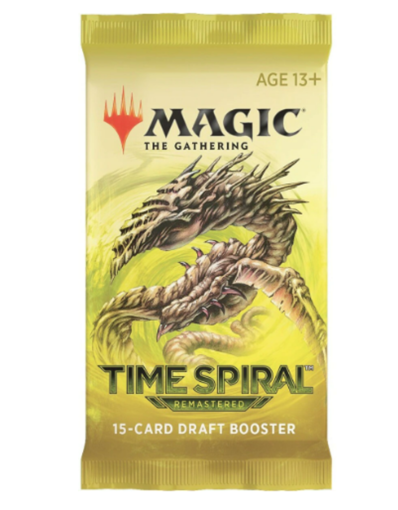 Wizards of the Coast Time Spiral Remastered Booster Pack