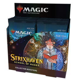 Wizards of the Coast Strixhaven Collectors Booster Box