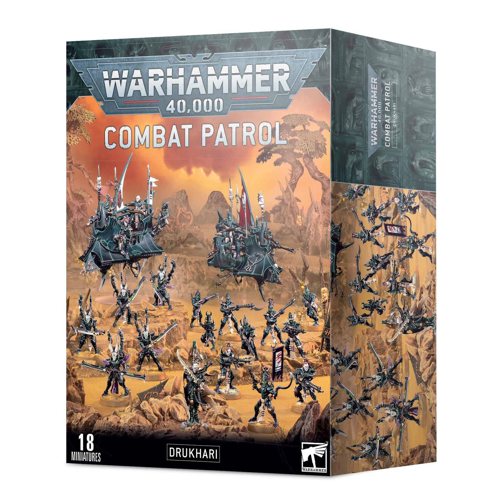 Games Workshop Drukhari Combat Patrol (40K)