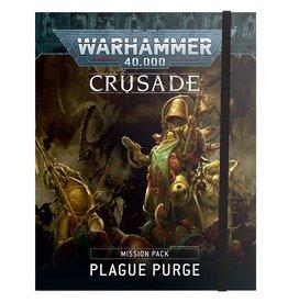 Plague Purge Crusade Mission Pack (40K)