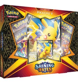Pokémon Pokemon TCG Shining Fates Pikachu V Collection