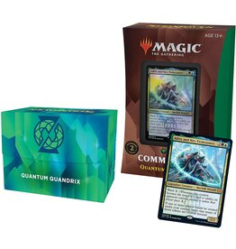 Wizards of the Coast Strixhaven Commander Deck Quantum Quandrix