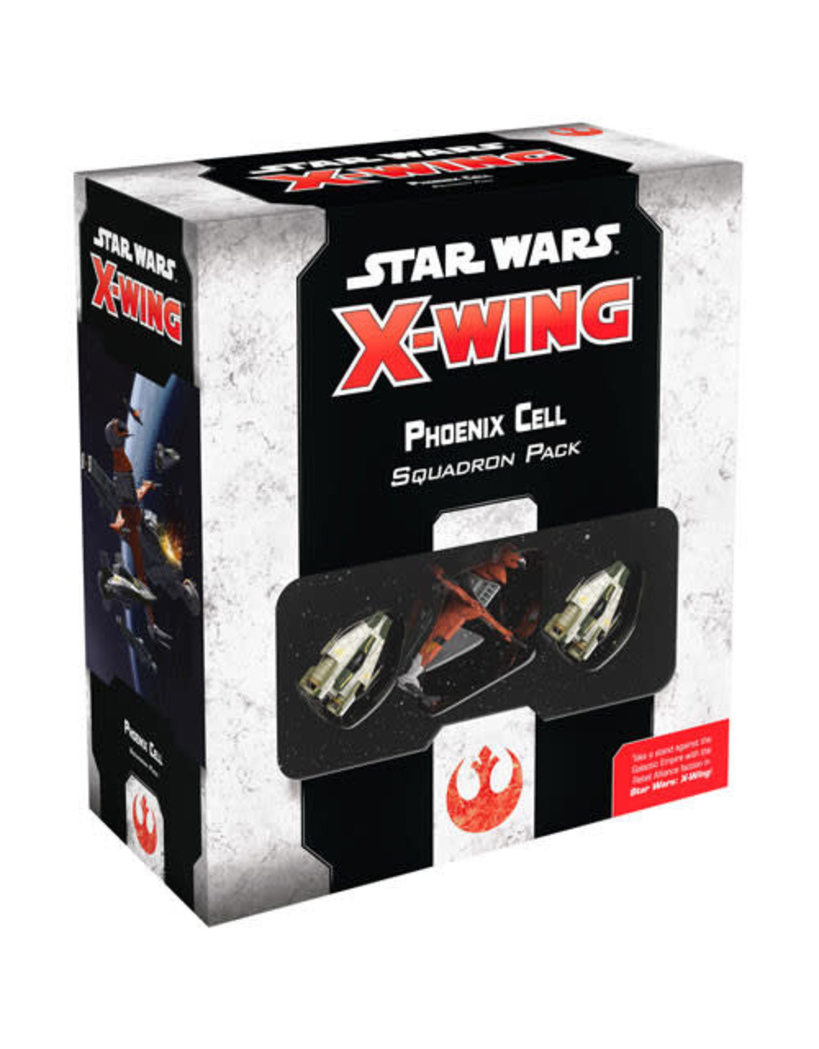 Star Wars X-Wing 2e: Phoenix Cell Squadron Pack