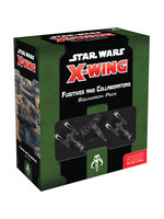 Star Wars X-Wing 2e: Fugitives and Collaborators Squadron Pack